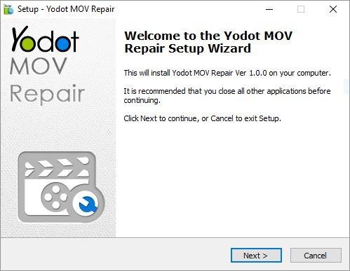 Yodot Install