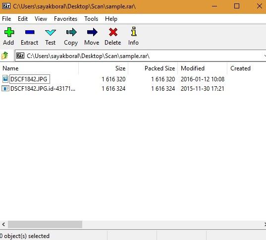 7 Zip Rar Files Open