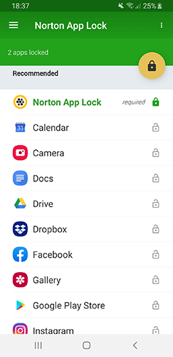 Best Android App Locker Nortonapplock