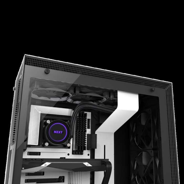 Cpu Cooler Nzxt Kraken X72