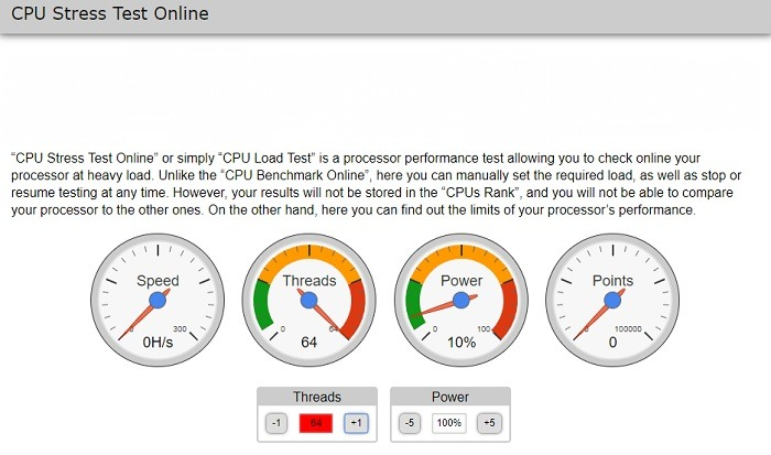 8 Useful Tools to Stress Test Your CPU - Make Tech Easier