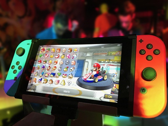 Consoles Online Switch