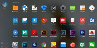 Featured Phoenix Os Desktop Screen