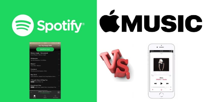 Featured Spotify Vs Apple Music