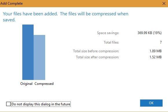 File Compression Winzip