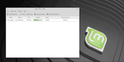 Linux Mint Download Managers Featured