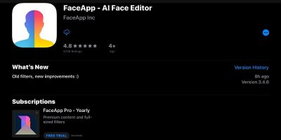 News Faceapp Privacy Featured