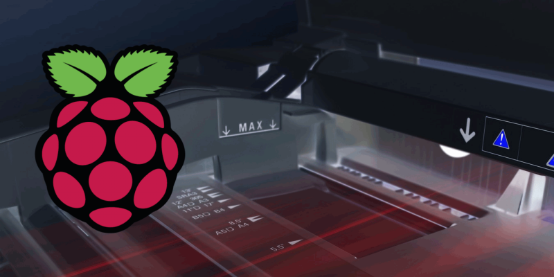 Raspberry Pi Wireless Printing Featured