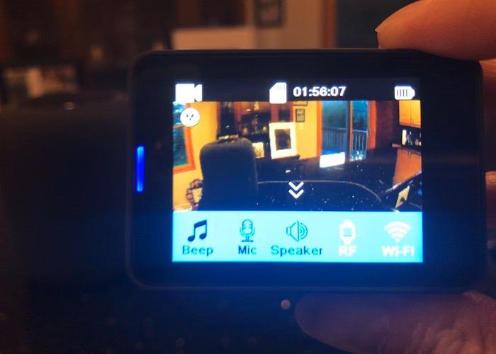 Review Asako Action Camera Settings