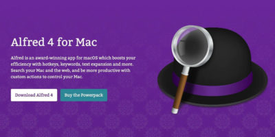 Alfred Workflow Featured Image