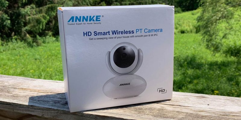 Keep an Eye on Your Home from Anywhere with the Annke 1080P