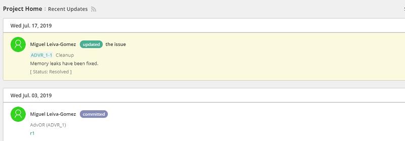 Backlog Issues