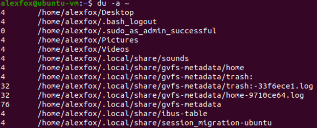 Best Du Commands Linux Terminal All Files