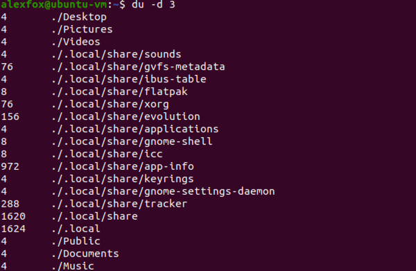 Best Du Commands Linux Terminal Depth