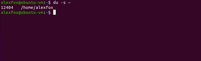Best Du Commands Linux Terminal Summary