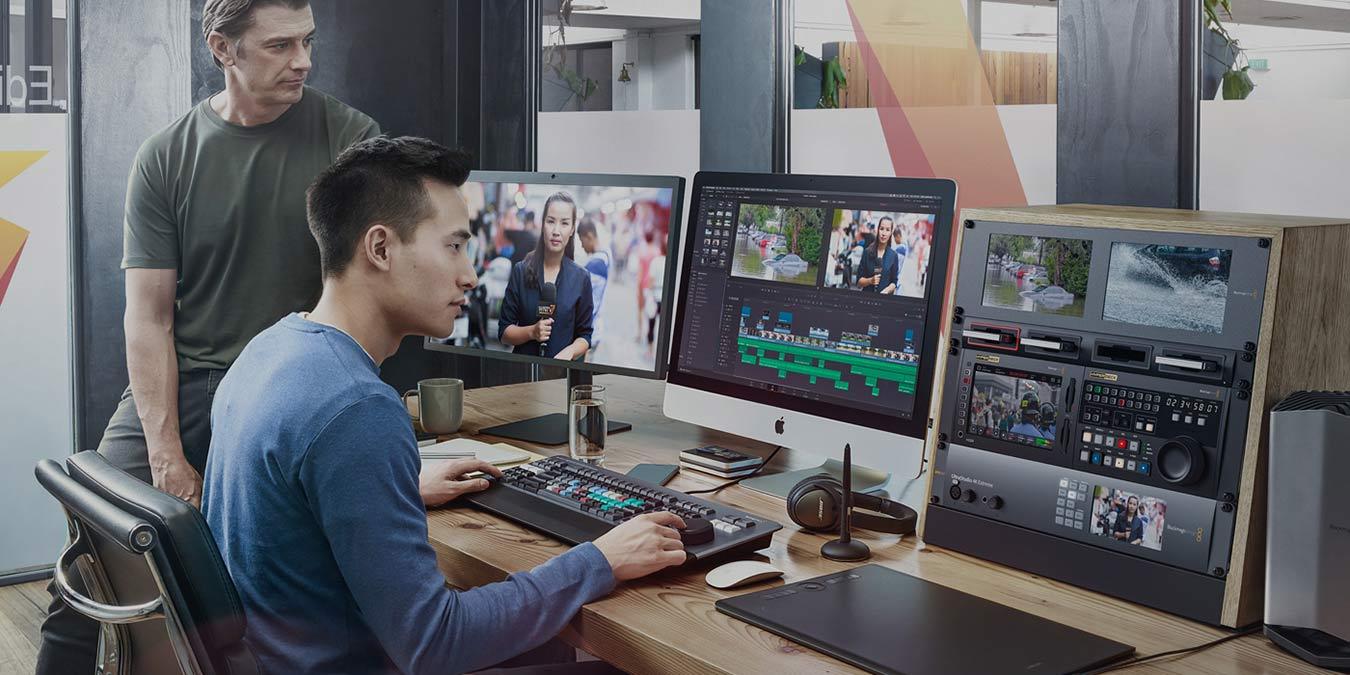 Best Video Editors Mac Davinci Resolve