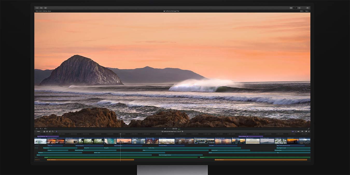 Best Video Editors Mac Final Cut Pro X
