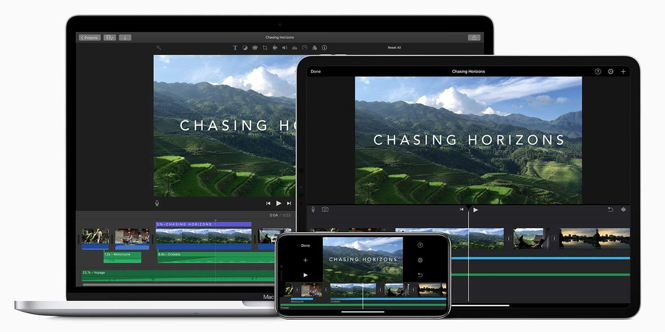Best Video Editors Mac Imovie