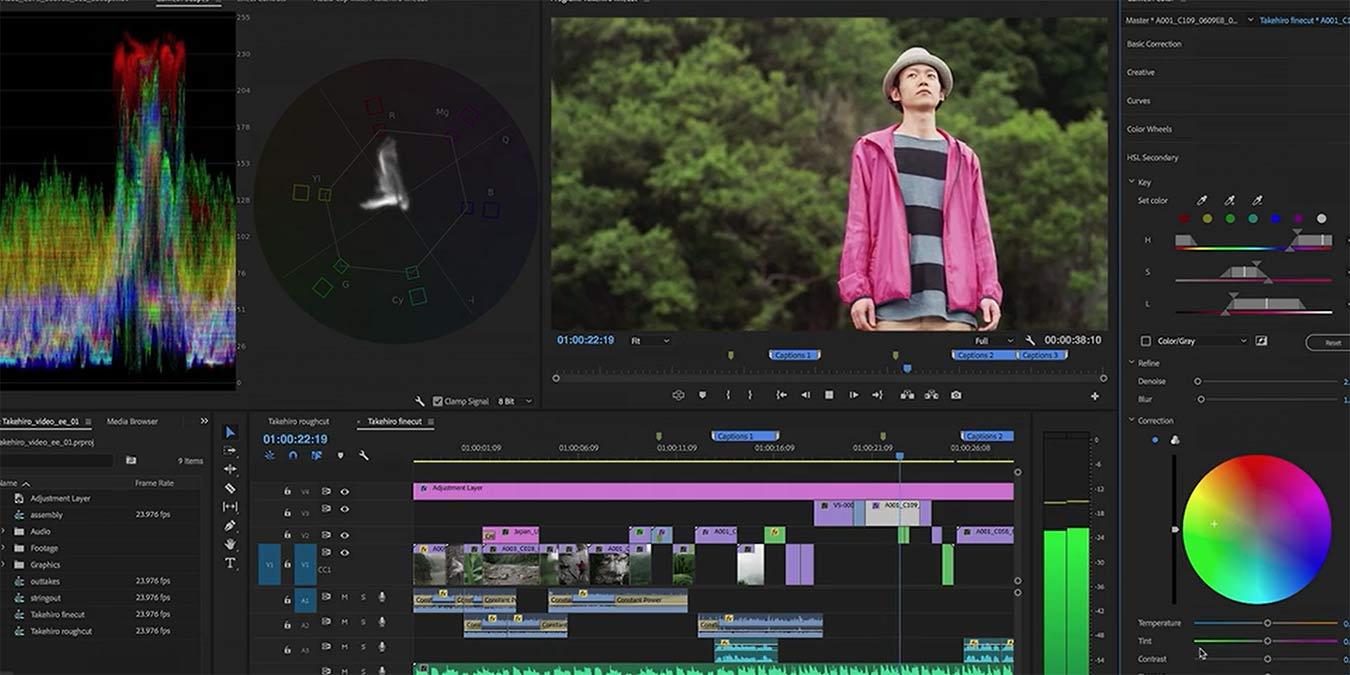 Best Video Editors Mac Premiere Pro