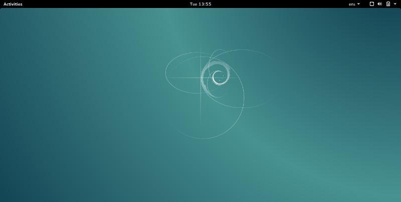 Debian Vs Ubuntu Debian With Gnome