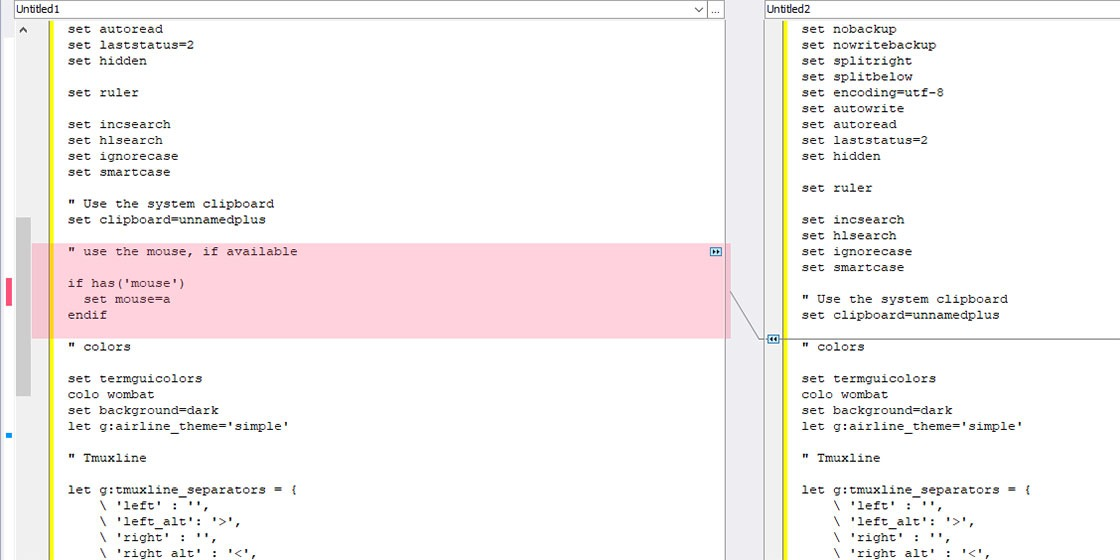 Devart Code Compare Review Color Code