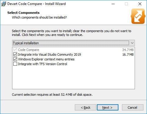 Devart Code Compare Review Integrations