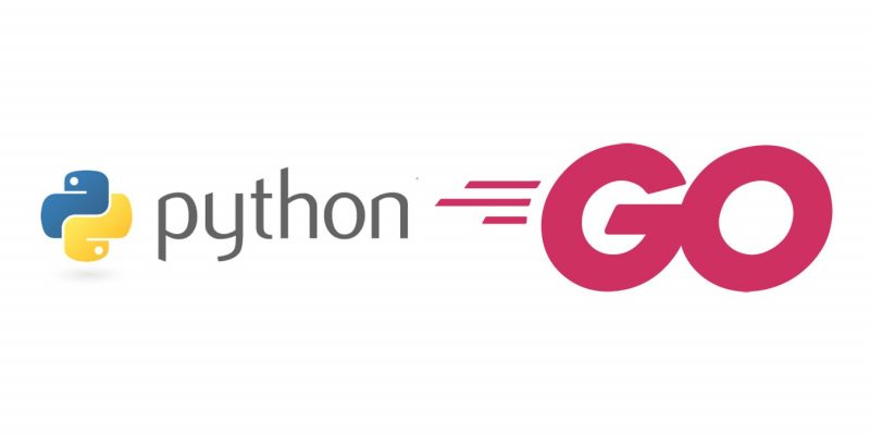 Golang Vs Python Featured