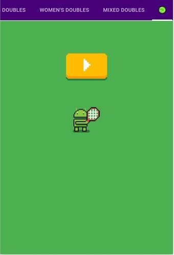 Google Tennis Game