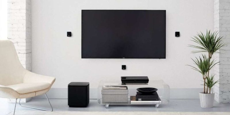 Home Theater System Featured