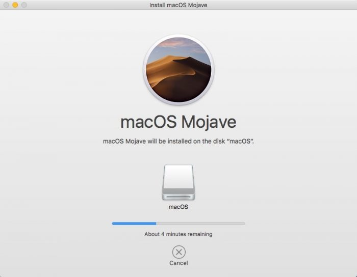 Install Macos Usb Installer Progress
