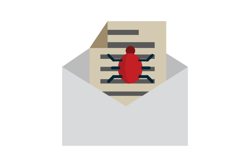 Internet Email Virus