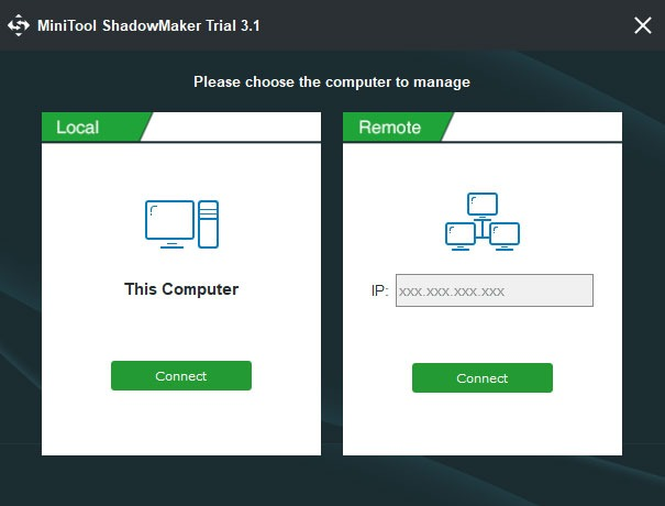 Minitool Shadowmaker Pro Review Local Remote