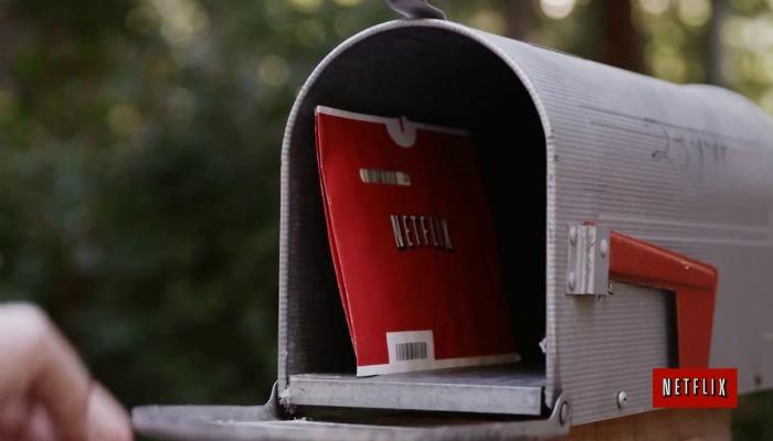 Netflix Dvd Mailbox