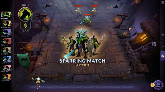New Ios Android Games 2019 Dota Underlords