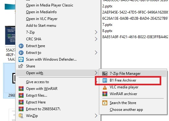 How to Deal with RAR Files in Windows - Make Tech Easier