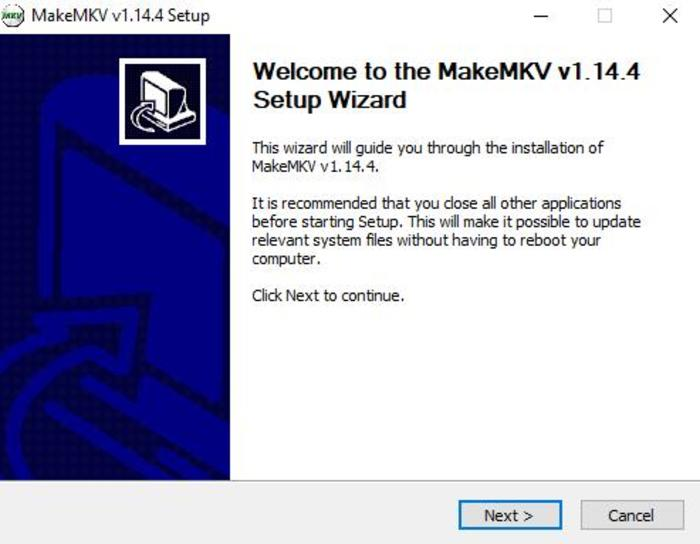 Play Blu Rays Windows 10 Makemkv Setup