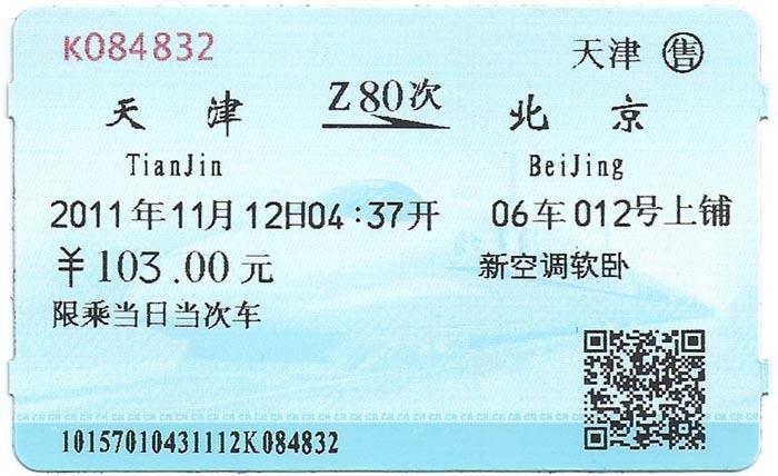 Qr Code Anatomy Train Ticket Uses