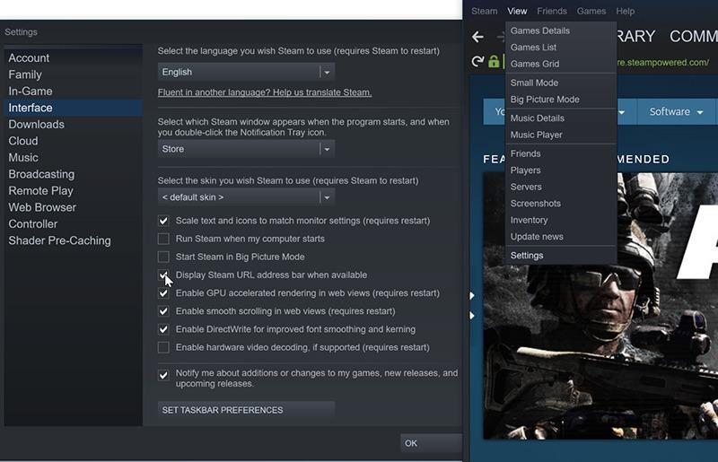 Steam Stats Steam Id 1 Interface