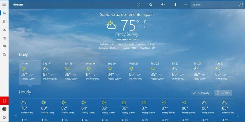 Featured Image Weather Apps Desktop