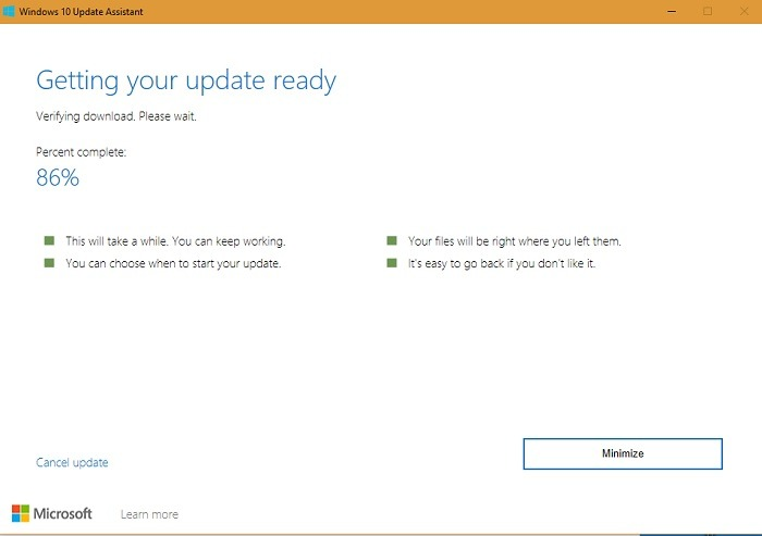 How to Fix Windows 10 Version 1903 Failing to Install Issue