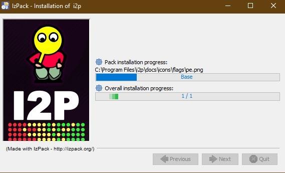 Installing I2p