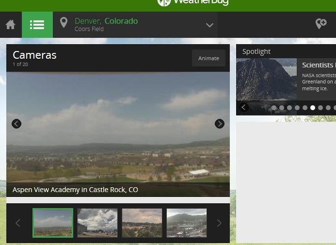 Live Camera Views