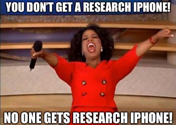 News Apple Corellium Lawsuit Meme
