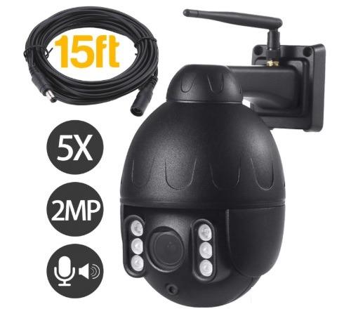 Ptz Camera Example