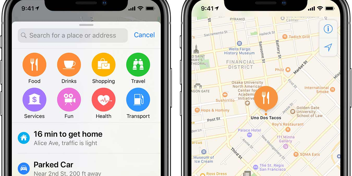 Apple Maps vs Google Maps: Which is Best in 2019? - Make