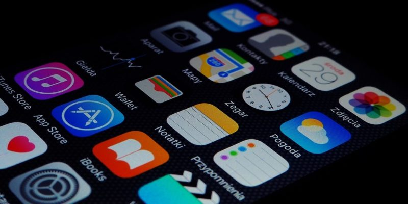 Apps Screen
