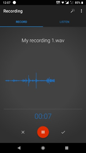 Best Android Voice Recorder Apps Easy Voice Recorder