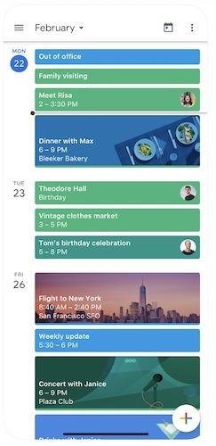 Best Calendar Ios Google Calendar