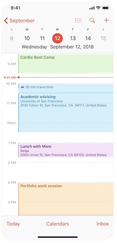 Best Calendars Ios Apple App