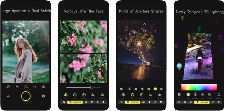 Best Iphone Camera Apps Focos